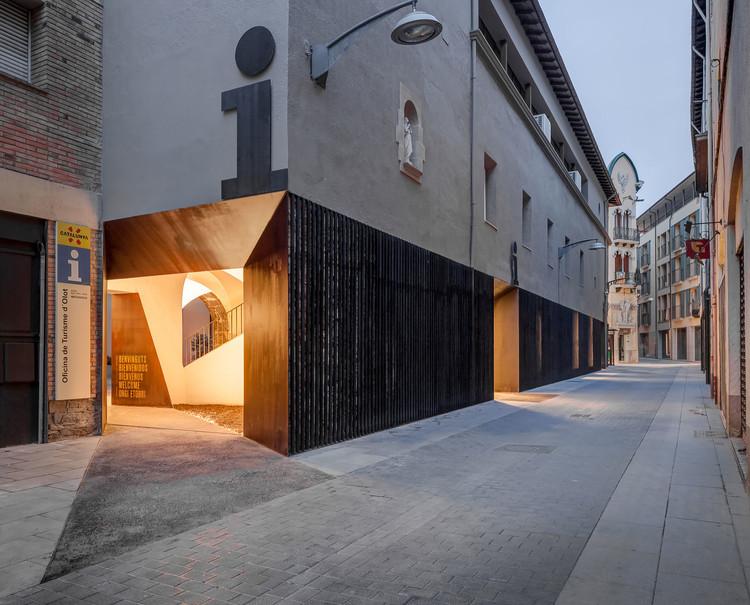 Una Puerta Al Paisaje / Arnau estudi d'arquitectura, © Marc Torra