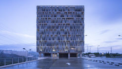 Olmo Tower / LEAP Laboratorio en Arquitectura Progresiva