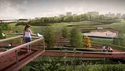 "Salon Unveils ""Keeping the Valley Alive"" Master Plan for Istanbul"