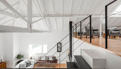 Barn House / Inês Brandão Arquitectura