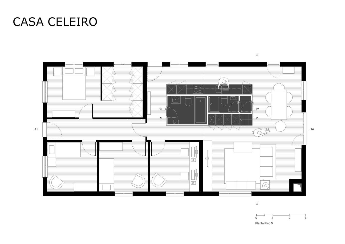 Barn House Floor Plans