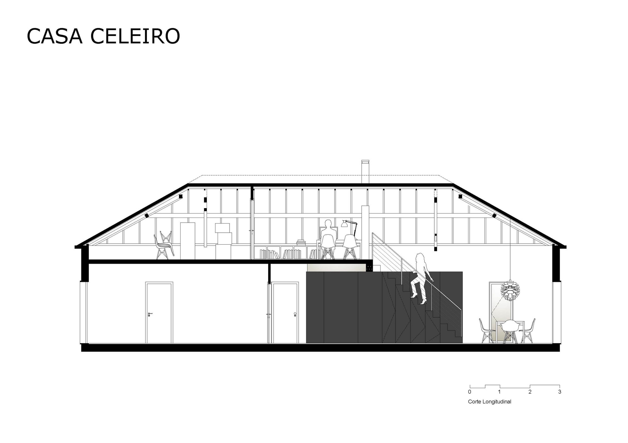 ^ Barn House / Inês Brandão rquitectura rchDaily