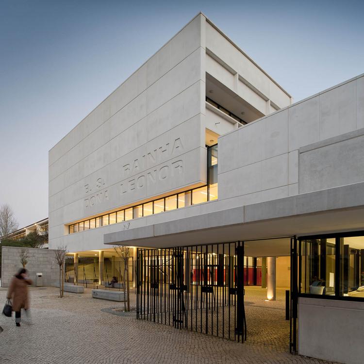 Escuela Secundaria Rainha Dona Leonor  / Atelier dos Remédios, © Fernando Guerra | FG+SG