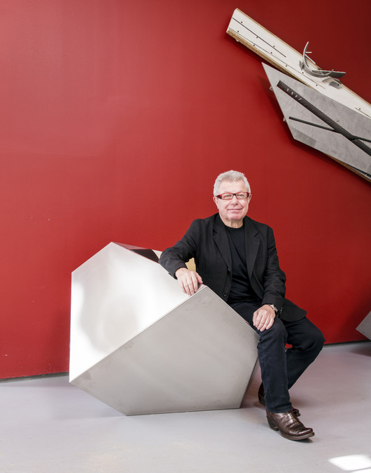 Daniel Libeskind on Immigration, New York City, and 'the State of the World', © Stefan Ruiz