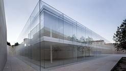 Alberto Campo Baeza Wins 2015 BigMat International Architecture Award