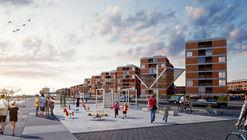 Segundo lugar profesional en nuevo plan maestro urbano habitacional en Alto Hospicio