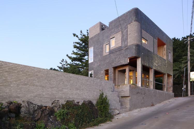 Remodelación restaurante JEJU Island / Moohoi Architecture Studio, © Kim Jae-Kwan