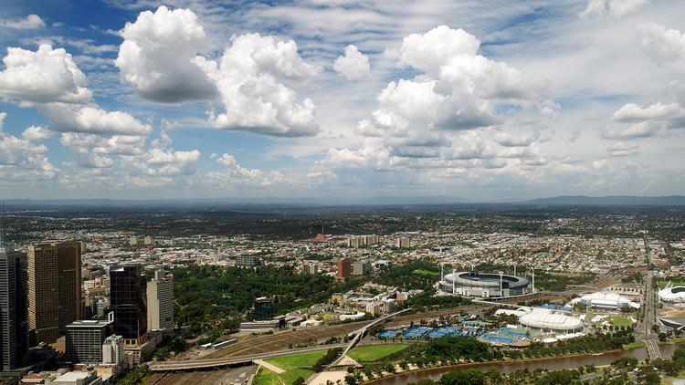 10 ideias para termos cidades mais habitáveis até 2030, Melbourne, Austrália. © serapheus. Imagem via Flickr
