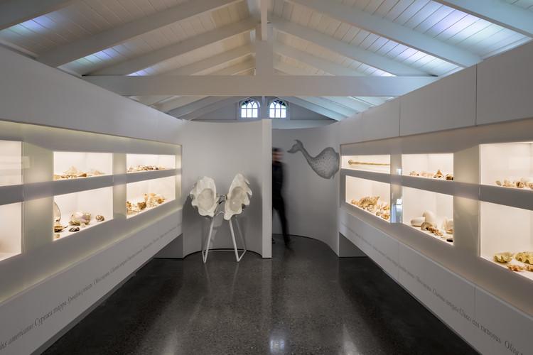 Proyecto Sala Caracolas / Shift Arquitectos, © Pablo Blanco