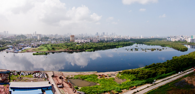 Global Design Competition for a Nature Park & Pedestrian Bridge in Mumbai
