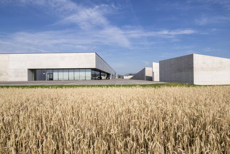 Edificio compañía Kampichler/ gerner°gerner plus, © Matthias Raiger