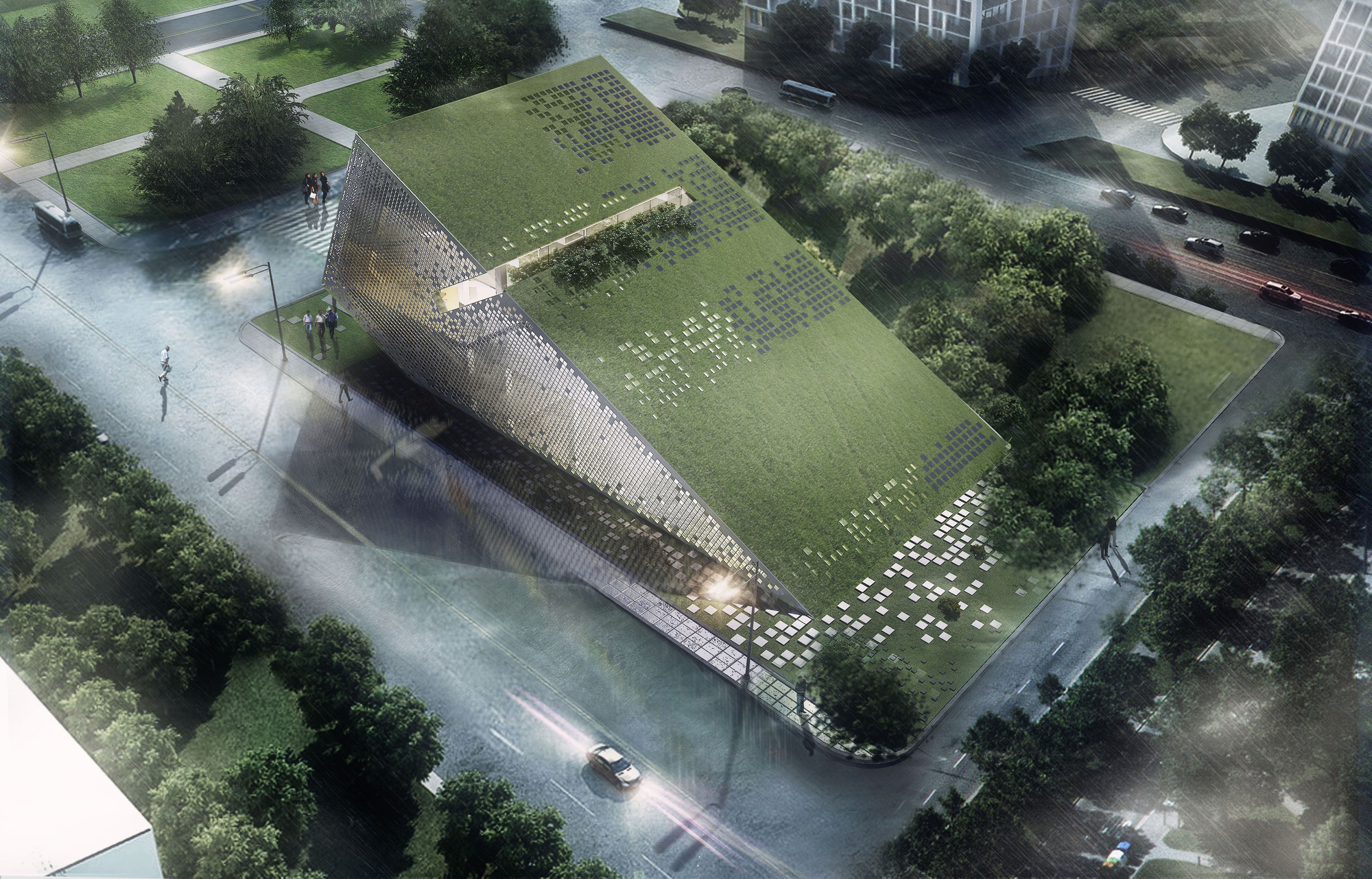 Gallery of New Wave Architecture Designs Sustainable