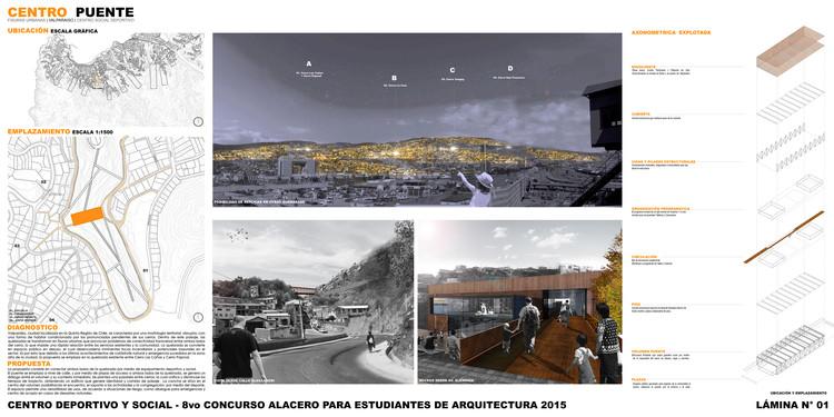 Chile / Lámina 01. Image Cortesía de Alacero