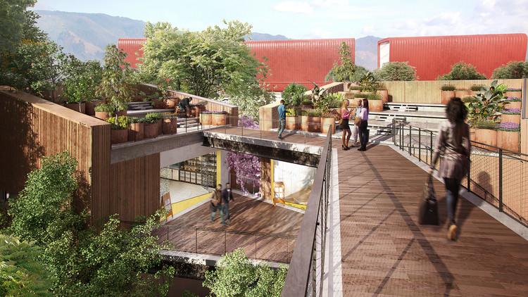 Cortesía de OPUS_Oficina de Proyectos Urbanos