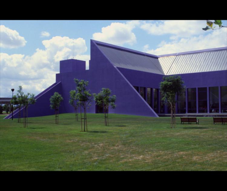 Museo Discovery. Image vía Legorreta+Legorreta