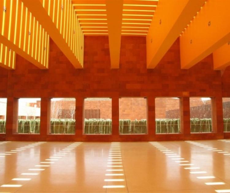 Museo Laberinto de las Ciencias y las Artes. Image vía Legorreta+Legorreta