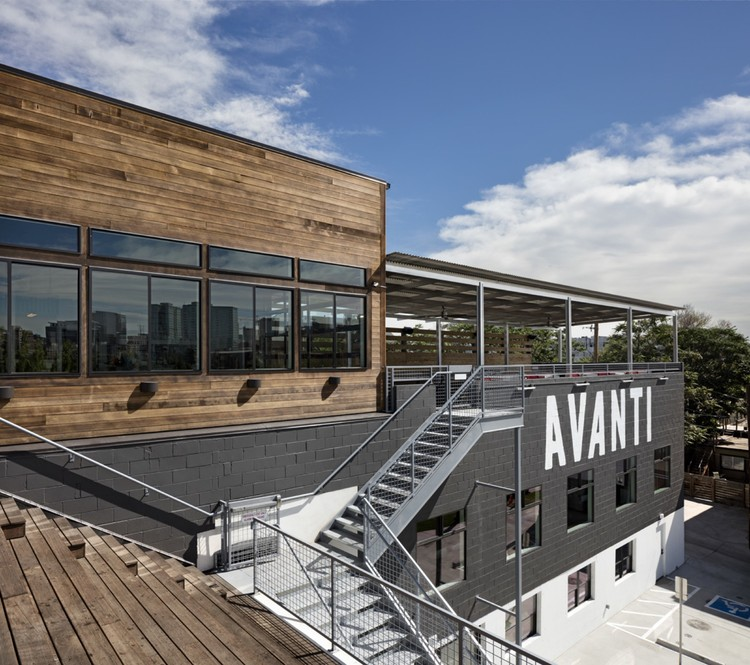 Avanti food beverage meridian architecture archdaily