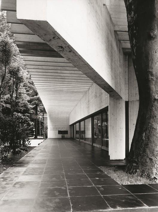 David Basulto to Curate Nordic Pavilion at 2016 Venice Biennale, The Nordic Pavilion in Venice, designed by Sverre Fehn in 1960. Image © Feruzzi