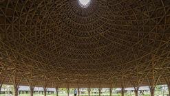 Centro Comunitario Diamond Island / Vo Trong Nghia Architects