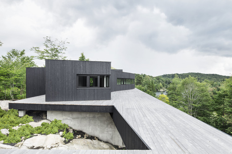 La Héronnière / Alain Carle Architecte, © Adrien Williams