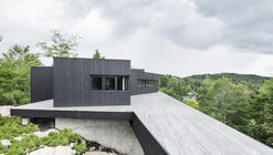 La Héronnière / Alain Carle Architecte