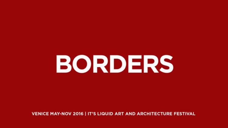 BORDERS 2016 Festival