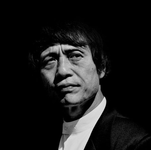 Tadao Ando. Image © Christopher Schriner / CC BY 2.0