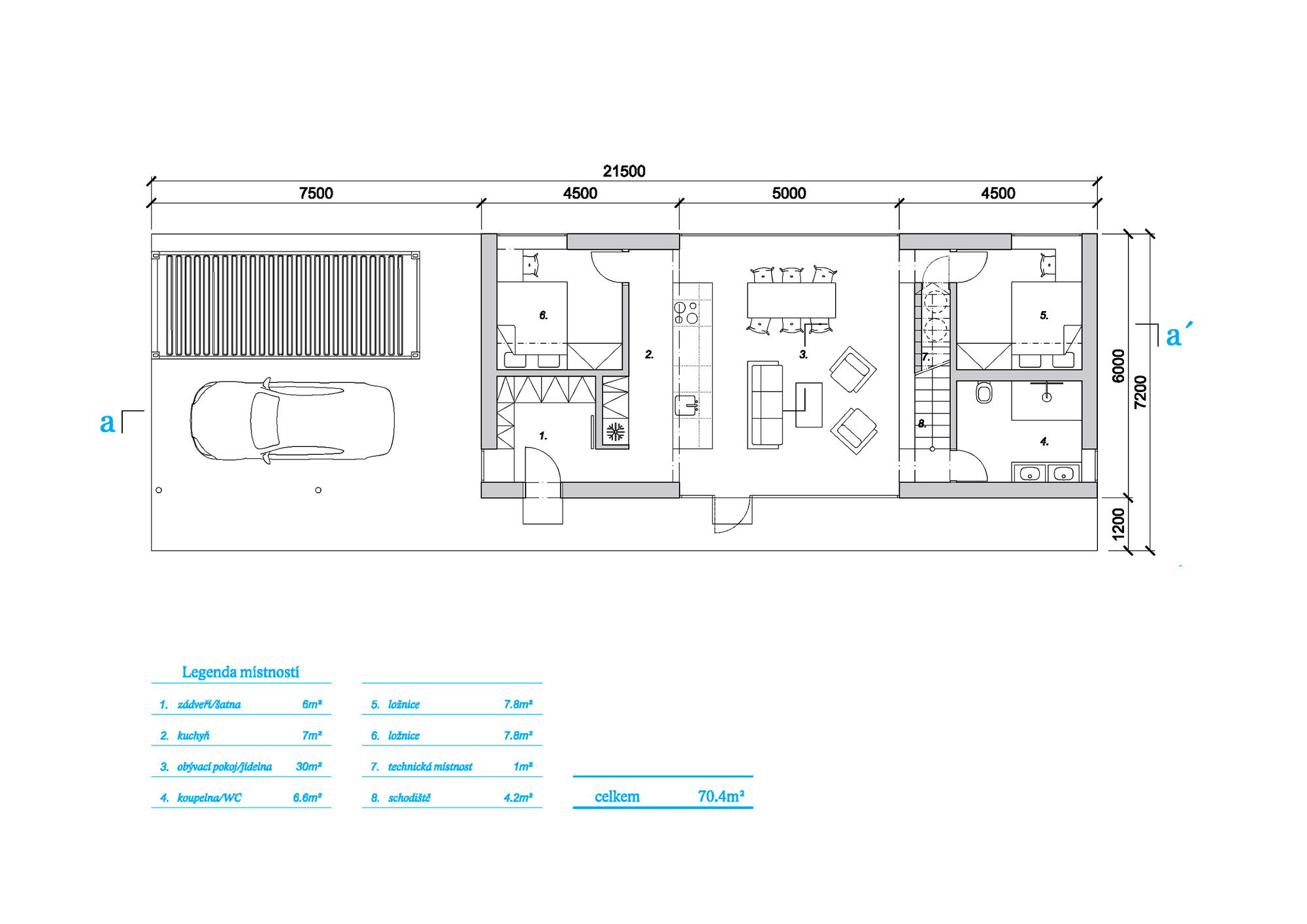Gallery of The Fence House / Mj\u00f6lk architekti - 13