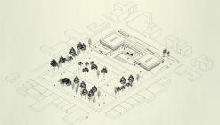 'Compartiendo un lenguaje', segundo lugar en concurso Edificio Consistorial de Papudo