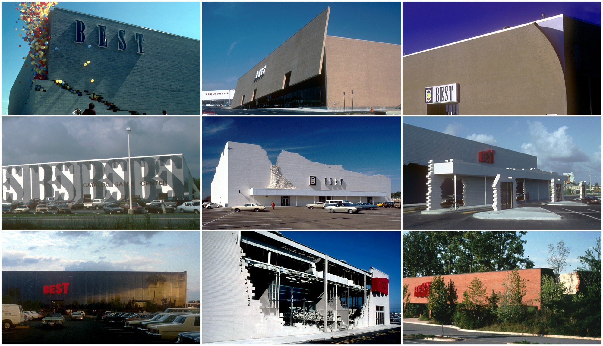 postmodernism | tag | archdaily