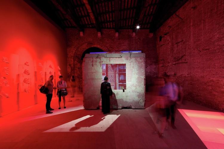 Estos son los preseleccionados para el Pabellón chileno de la Bienal de Venecia 2016, Pabellón de Chile en la Bienal de Venecia 2014. Image © Nico Saieh
