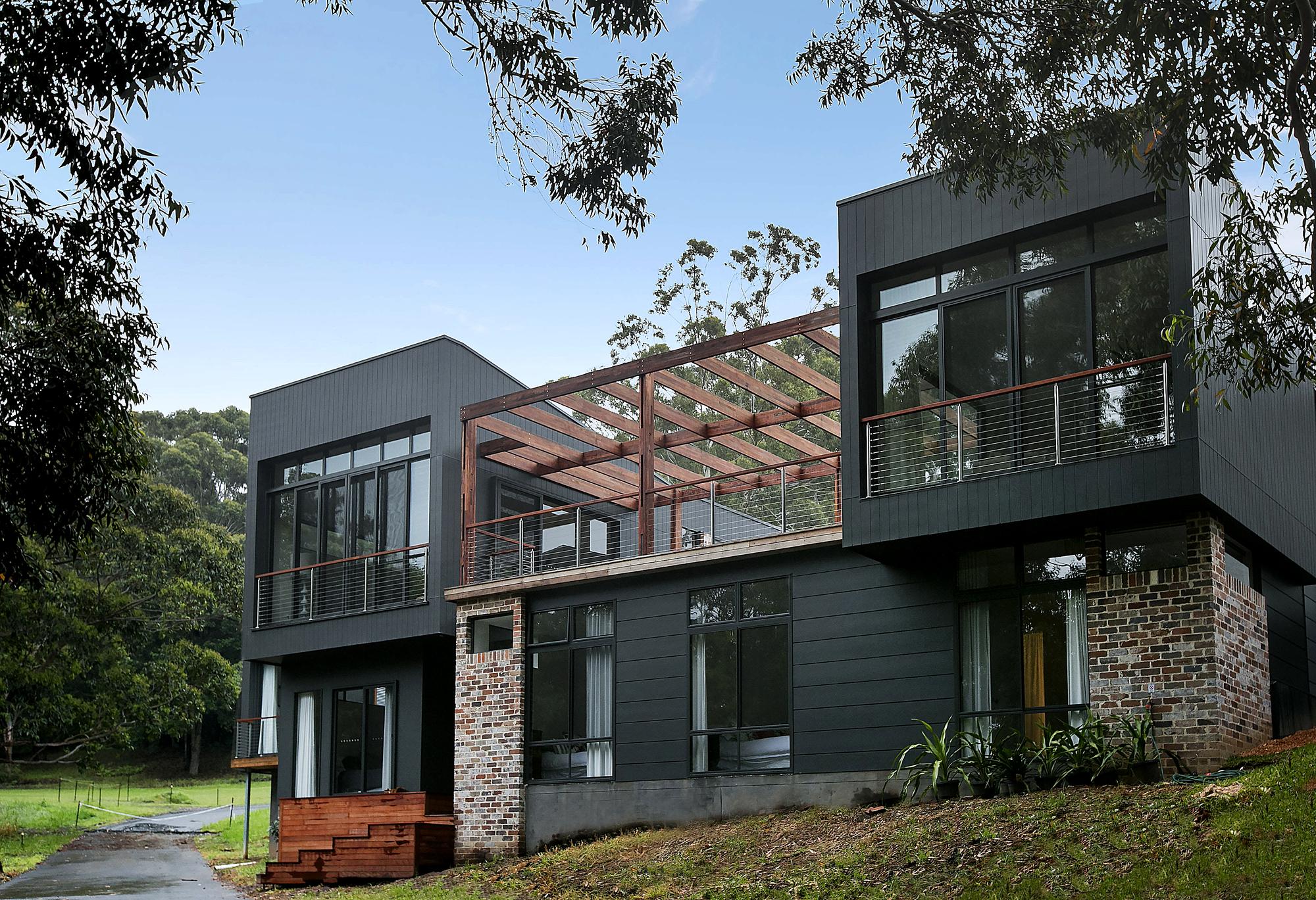 Gallery of pavilion house alex urena design studio 10 for Pavillion home designs australia