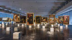 Concreto e vidro: Os cavaletes de Lina e um novo jeito antigo de exibir arte