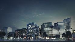 schmidt hammer lassen Wins Competition to Masterplan Skøyen in Central Oslo