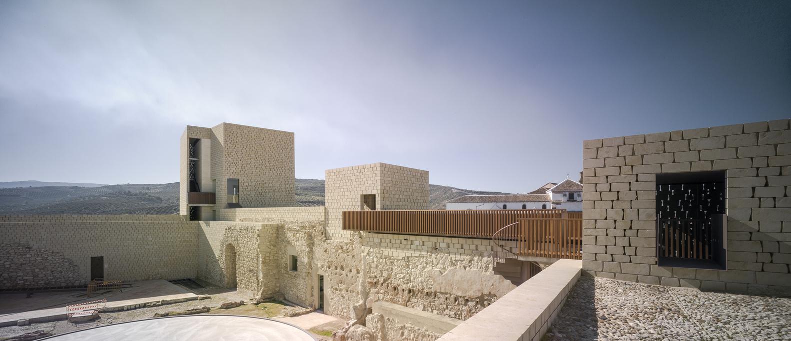 Baena Castle Restoration / José Manuel López Osorio