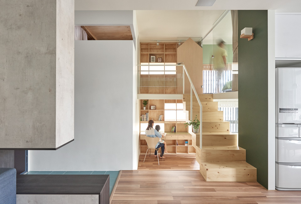 Block village hao design archdaily for Village house design images