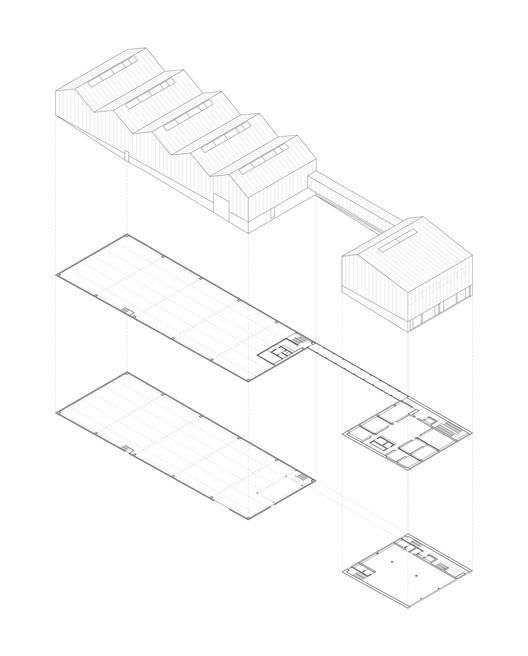 Isométrica Explotada