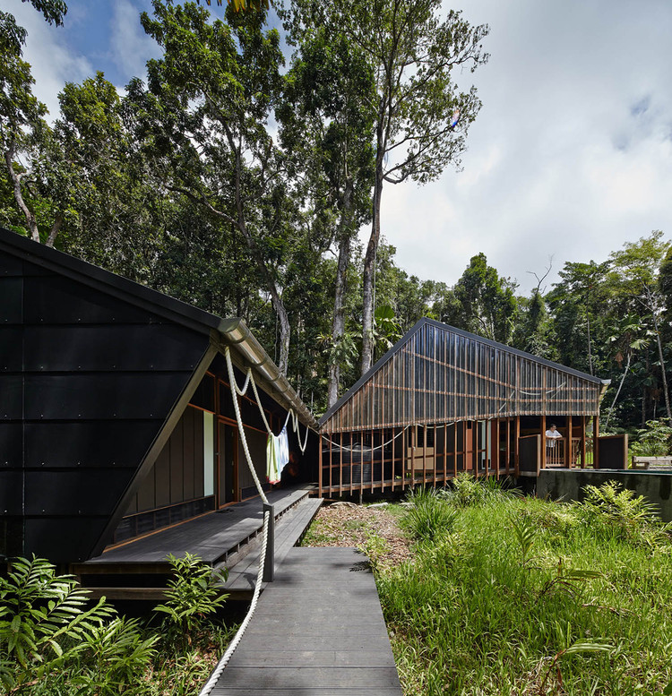 Hogar Cape Tribulation  / M3 architecture, © Peter Bennetts