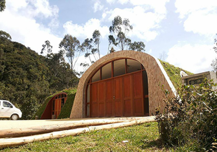 Cortesía de Green Magic Homes