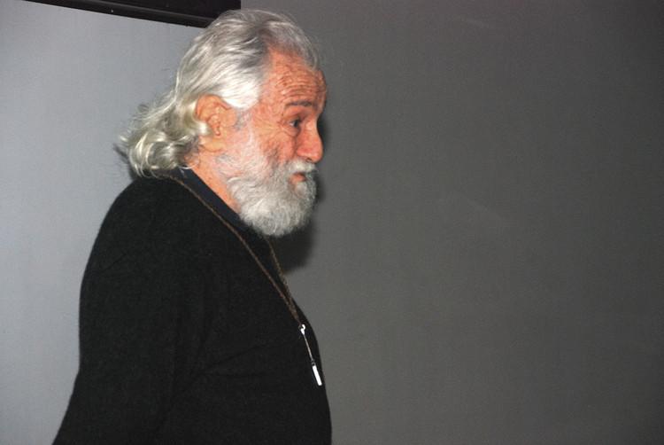 Álvaro Thomas Mosquera. Image vía Agencia de noticias UN
