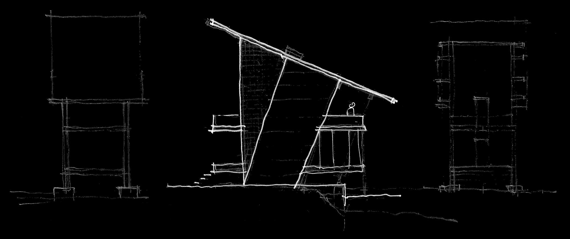 Galeria de Casa Lagoa na fazenda Ten Oaks / Holly And Smith Architects - 18
