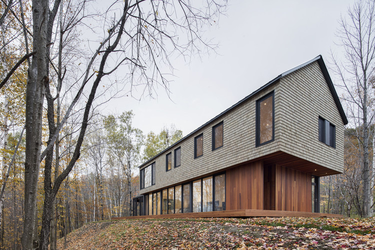 KL House / Bourgeois / Lechasseur architectes, © Adrien Williams