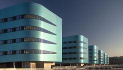 Nuevo Hospital Álvaro Cunqueiro / Luis Vidal + architects