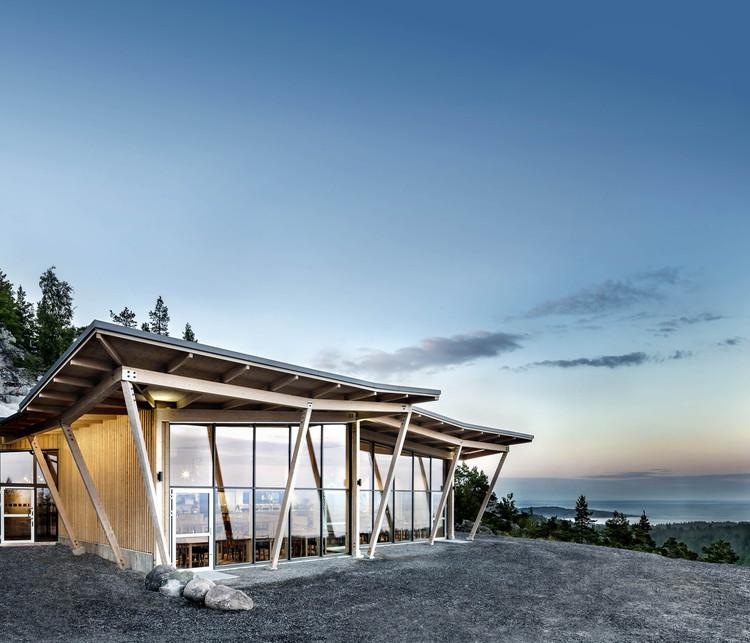 Restaurant Hemsö / Sweco Architects, © Tim Meier