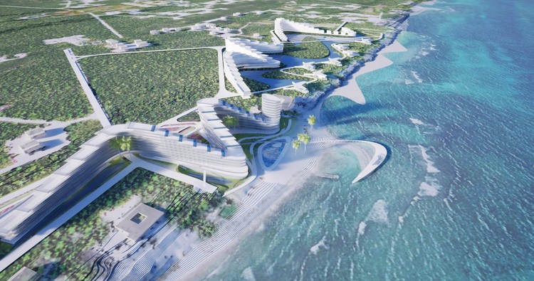 TEN Arquitectos Selected to Design Luxury Resort for the Cayman Islands, Courtesy of TEN Arquitectos