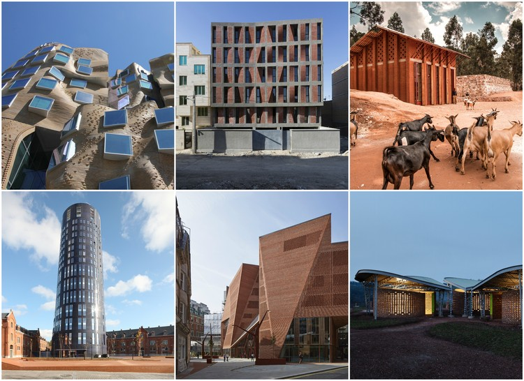 Shortlist Announced for the Wienerberger Brick Award 2016