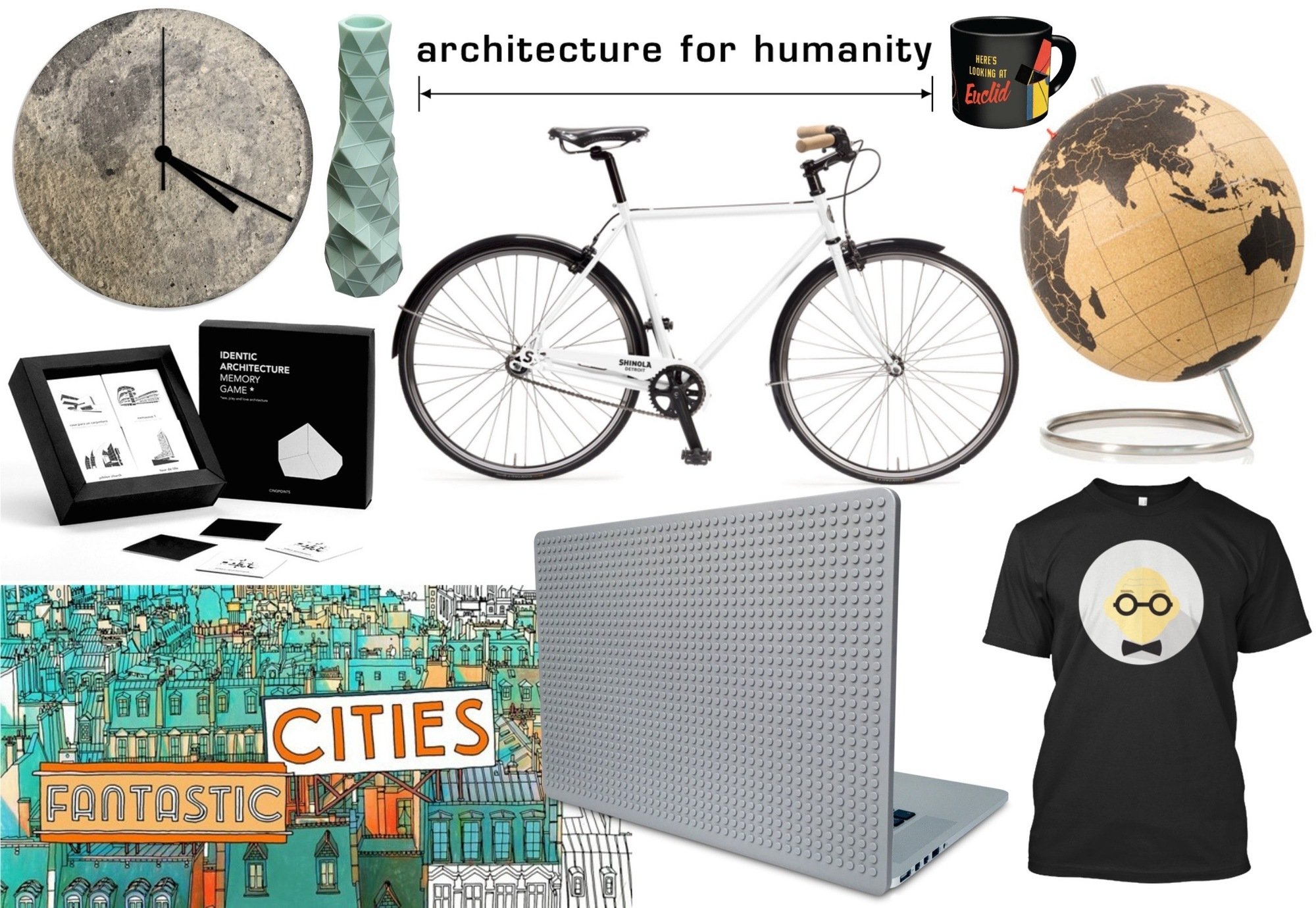 archdaily architect's holiday gift guide 2015 (part i) | archdaily