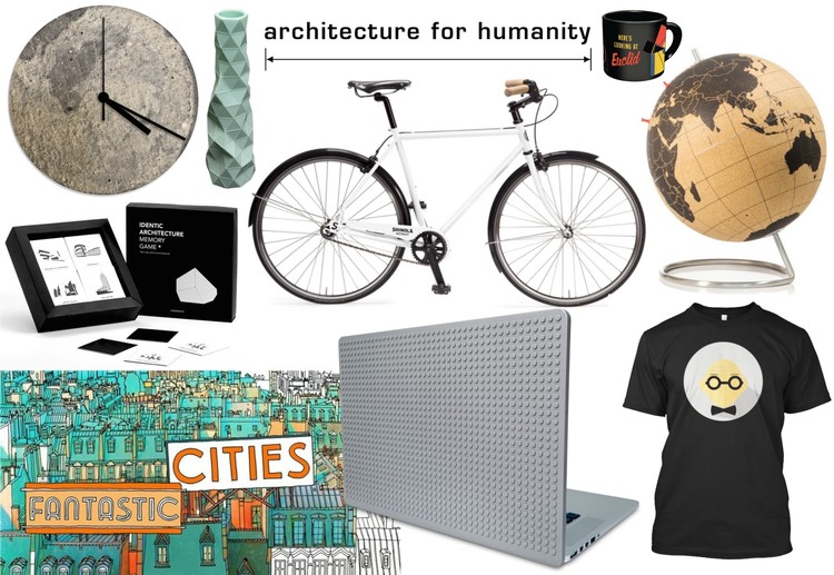 ArchDaily Architect's Holiday Gift Guide 2015 (Part I), ArchDaily Architect's Holiday Gift Guide 2015. Image