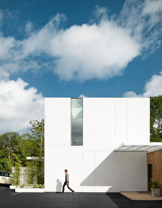 Oficina de Baldridge Architects / Baldridge Architects. Image ©  Casey Dunn