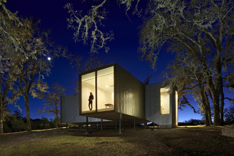 Calle Moose / Mork-Ulnes Architects. Image © Bruce Damonte